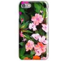 Flower Bed iPhone Case/Skin