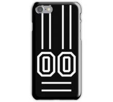 SHOCKED RABBIT BUNNY 00 iPhone Case/Skin