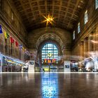 Ghosts of Union Station by John Velocci