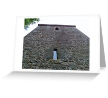 Tall windows at Whitton Church Greeting Card