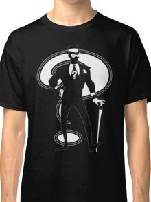 The Riddler with Question Mark Classic T-Shirt