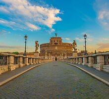 Castle Sant'Angelo by Mats Silvan