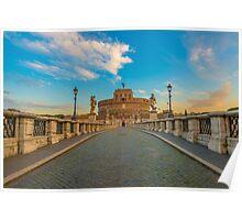 Castle Sant'Angelo Poster