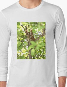 Who do you see?! Long Sleeve T-Shirt