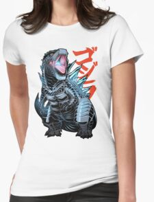 Savior of Mankind Womens Fitted T-Shirt