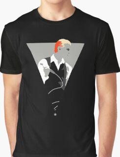 The Thin White Duke. Graphic T-Shirt