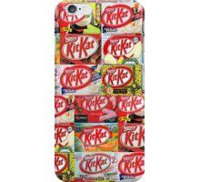 KitKat Attack iPhone Case/Skin