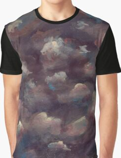 undulation abstract Graphic T-Shirt