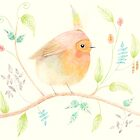Rainbow Bird by Catherine Gabriel