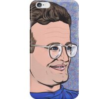 Nick Miller Time Chasers iPhone Case/Skin