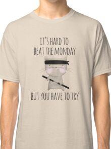 beat the monday /Agat/ Classic T-Shirt