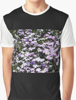 Lavender Layer Graphic T-Shirt