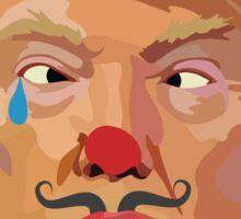 Trumpy The Clown Sticker