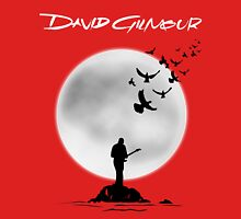 David Gilmour On An Island Unisex T-Shirt