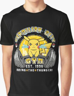 Vermilion City Gym Graphic T-Shirt