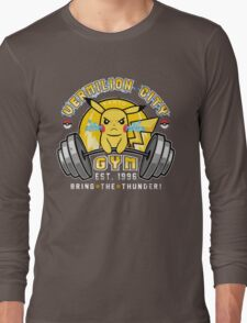 Vermilion City Gym Long Sleeve T-Shirt