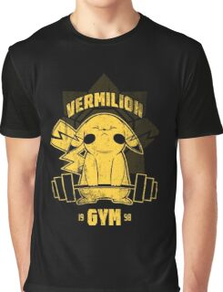 Vermillion Gym Graphic T-Shirt