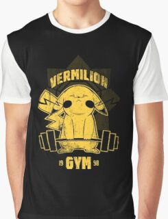 Vermillion Gym Graphic T-Shirt