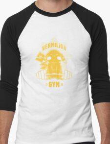 Vermillion Gym Men's Baseball ¾ T-Shirt