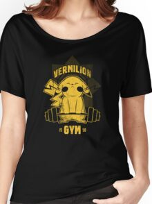 Vermillion Gym Women's Relaxed Fit T-Shirt