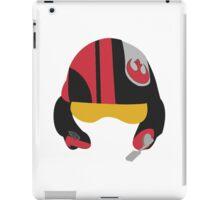 Poe Dameron's Helmet iPad Case/Skin