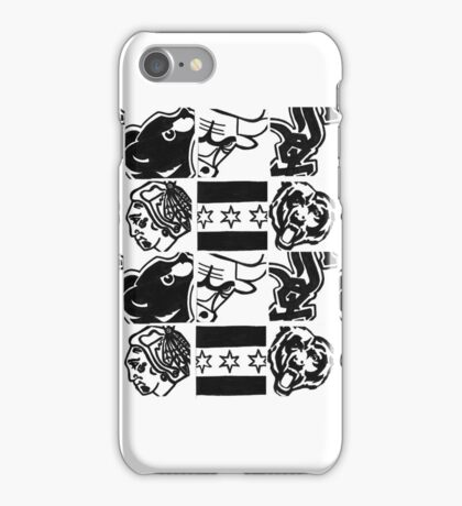 Chicago Sports iPhone Case/Skin