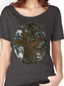 pine tree Women's Relaxed Fit T-Shirt