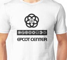 SymbolsBlockOutline Unisex T-Shirt