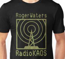 Roger Waters Radio Kaos Unisex T-Shirt