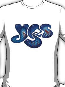 YES Band T-Shirt