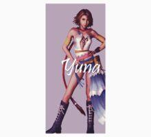 Final Fantasy Yuna Sticker by ChinaDawn