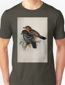 Proceedings of the Zoological Society of London 1848 - 1860 V3 Aves 046 T-Shirt