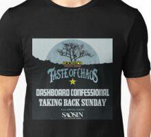 taste of chaos 2016 Unisex T-Shirt
