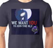 Join the New Lunar Republic Unisex T-Shirt