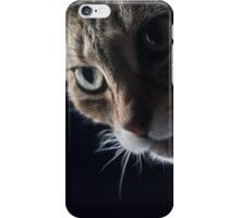 Looking Around iPhone Case/Skin