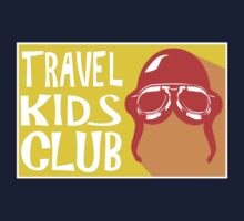 Travel Kids Club Merch Baby Tee