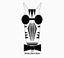 Bendy Zebra Style Unisex T-Shirt