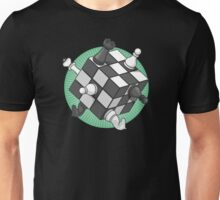 Rubik's chess Unisex T-Shirt