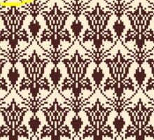8-Bit 221B Sticker