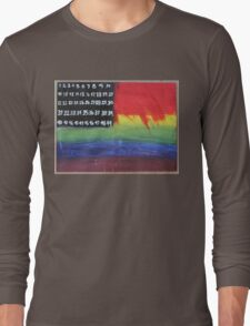 In Memory of Our Fallen 49 Long Sleeve T-Shirt