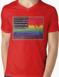 In Memory of Our Fallen 49 Mens V-Neck T-Shirt