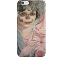 Space Madonna iPhone Case/Skin