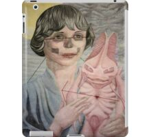 Space Madonna iPad Case/Skin