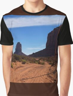 Follow the Road Where Your Heart Leads Graphic T-Shirt