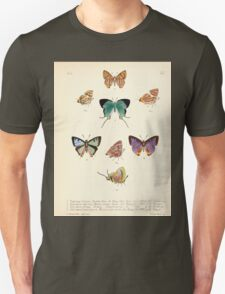 Aid to the identification of insects Charles Owen Waterhouse 1890 V1 V2 162 Various T-Shirt