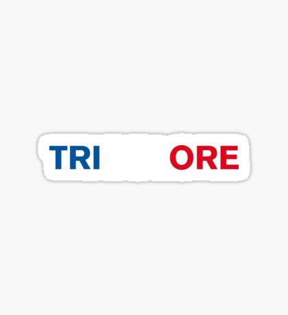 TRICOLORE Sticker