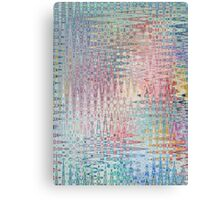 Abstract pattern 55 Canvas Print