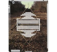 A picture of a pylon is boring 1 iPad Case/Skin