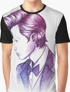 Eleventh Doctor Graphic T-Shirt