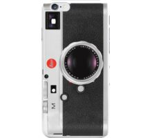 Vintage Leica M Camera iPhone Case/Skin